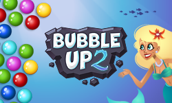 Bubble Up 2 - a classic bubble shooter