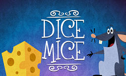 Dice Mice: Sag Cheese!