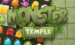 Monster Temple - The best puzzle match 3 game out there!