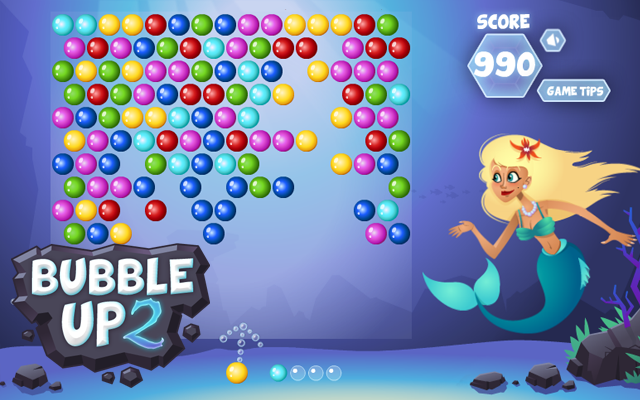 Bubble Up 2 - Balon patlatma