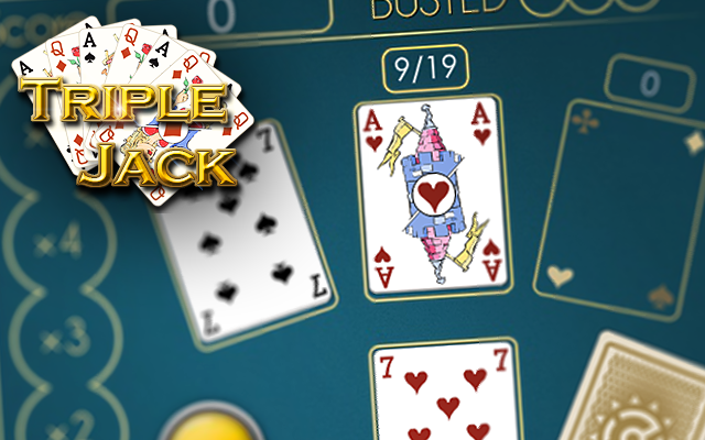 Triple Jack - The best card game