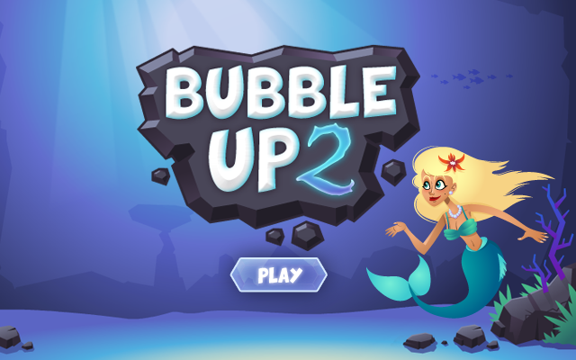 Bubble Up 2 - Get as many points as you can