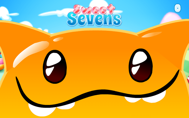 Sweet Sevens - Feed the dice monster