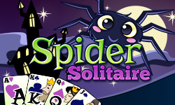 Spider Solitaire 2: Make series of cards of the same suit!