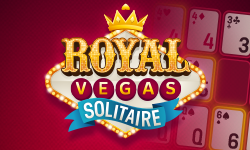 Royal Vegas Solitaire - The Poker Solitaire crossover