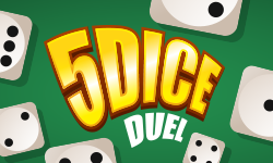 5Dice Duel - The classic Yahtzee dice game