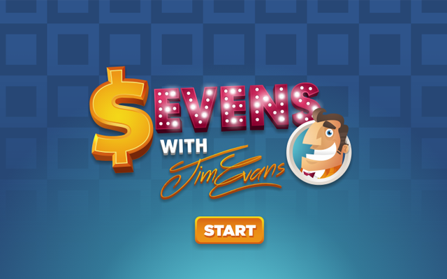 Sevens with Jim Evans - Board game