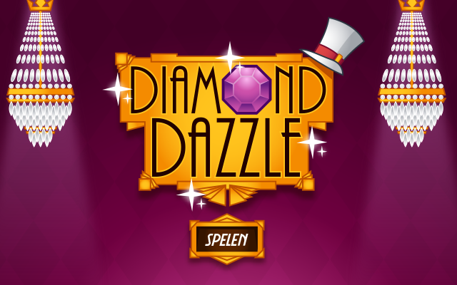 Diamond Dazzle - Brick Buster with an awesome twist!
