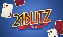 21 Blitz - The black jack card game