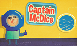 Captain McDice - An adventurous dice game