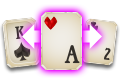 Solitaire Magic - Match cards that are 1 higher or lower in value